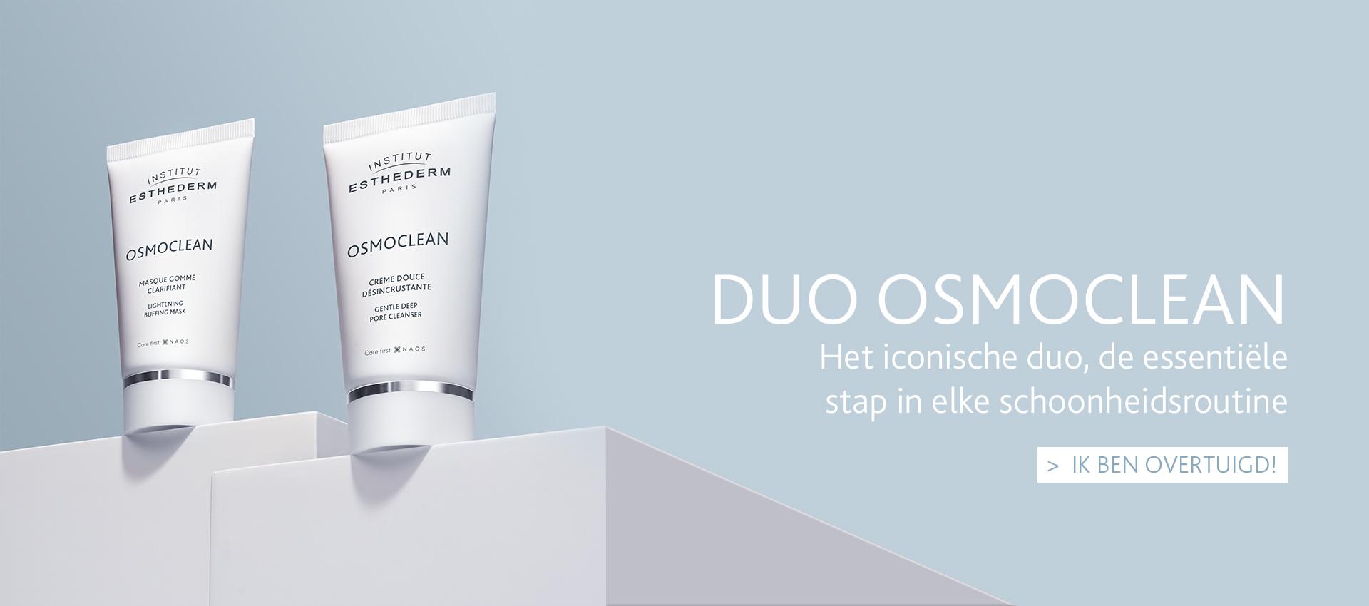 Duo Osmoclean - duo iconique