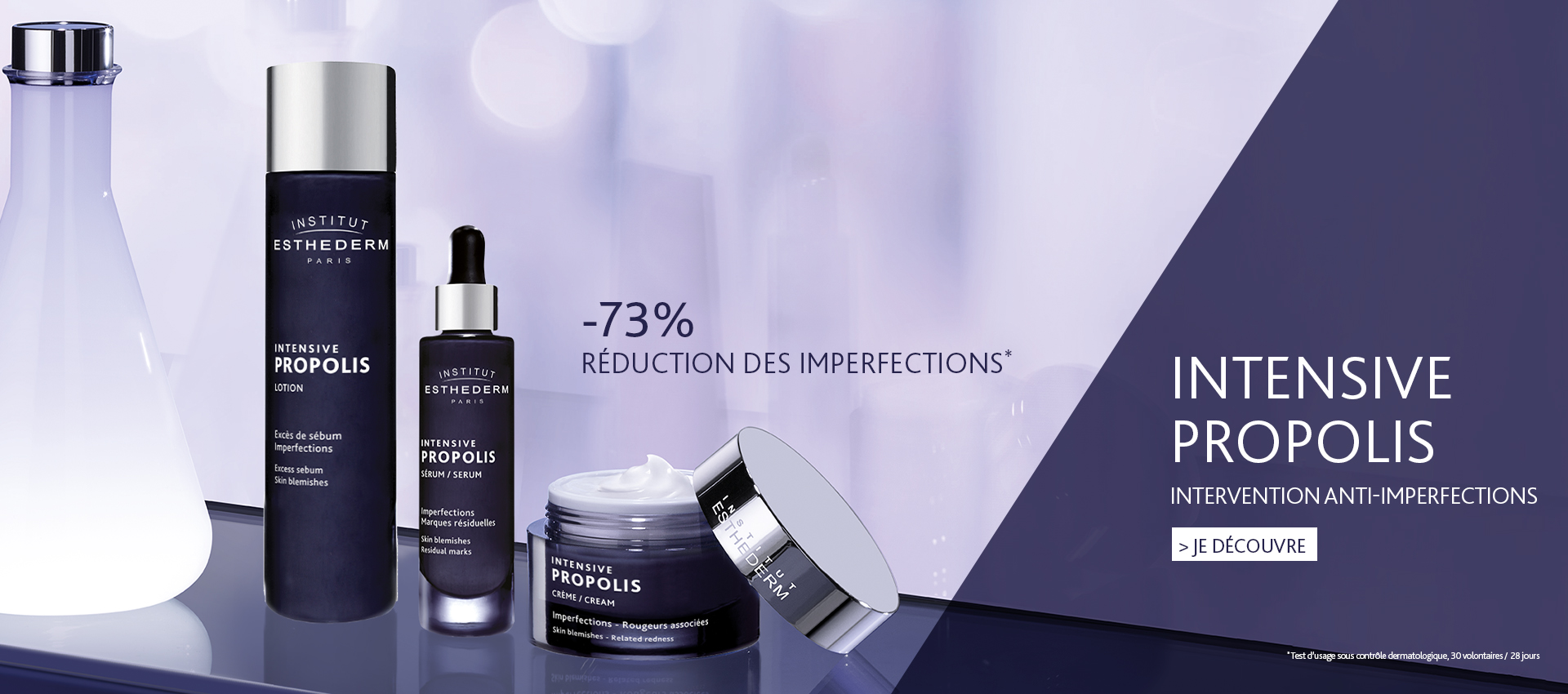 Cure anti-imperfections Propolis