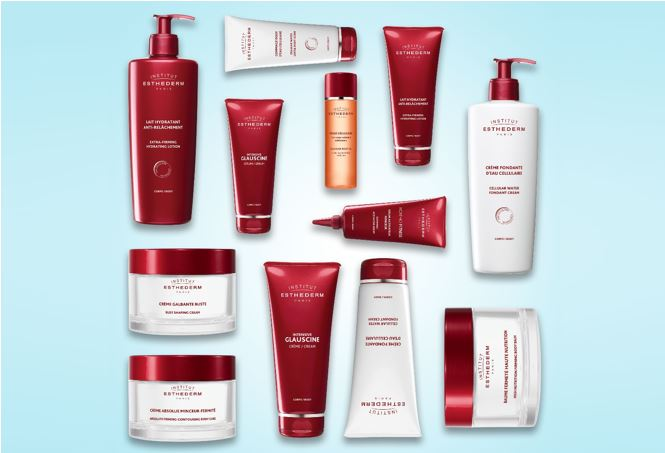 Gamme Esthederm Corps