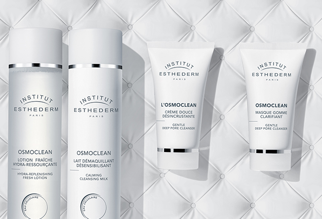 Gamme Esthederm Osmoclean